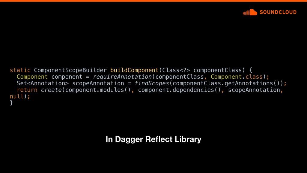 static ComponentScopeBuilder buildComponent(Cla...