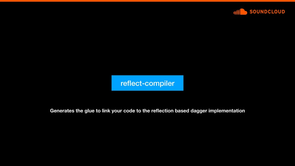 reflect-compiler Generates the glue to link your...