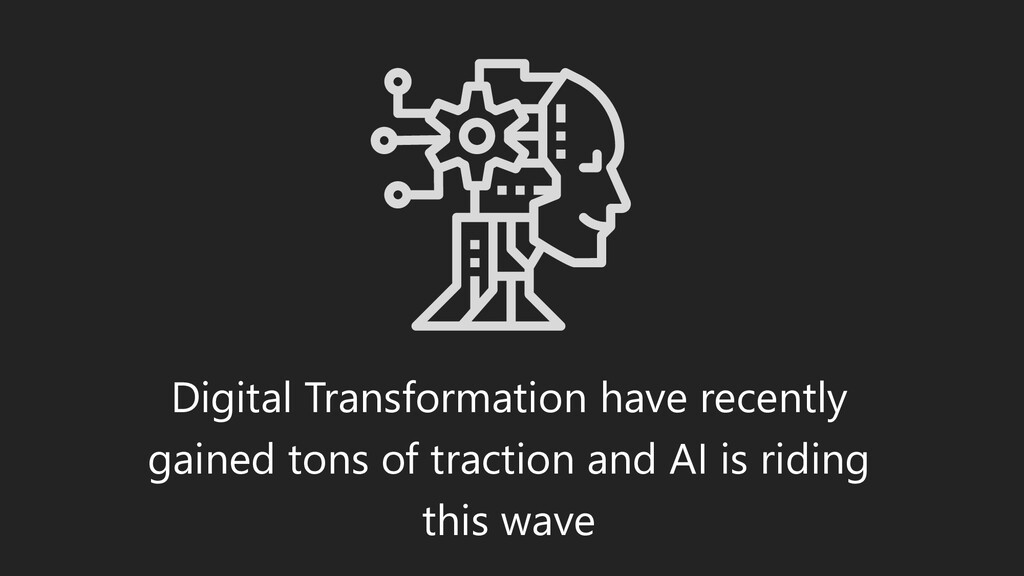 Digital Transformation have recently gained ton...