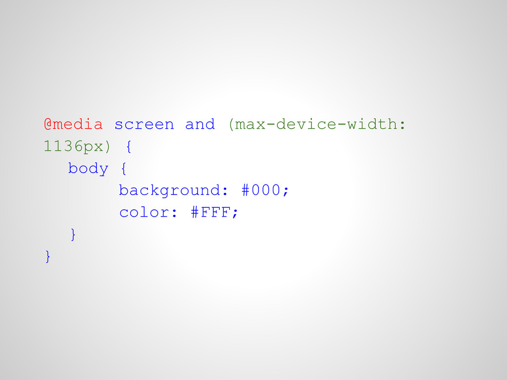 @media screen and (max-device-width: 1136px) { ...