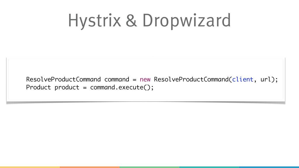 ResolveProductCommand command = new ResolveProd...
