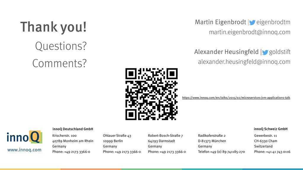 Martin Eigenbrodt | @eigenbrodtm martin.eigenbr...