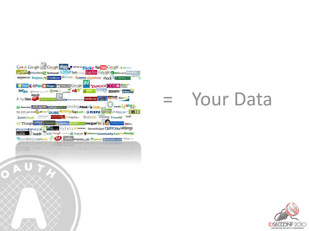 = Your Data