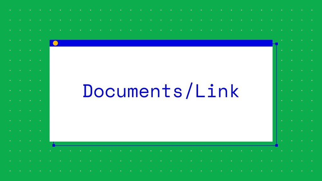 Documents/Link