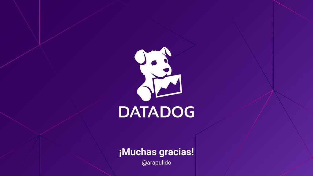 ¡Muchas gracias! @arapulido