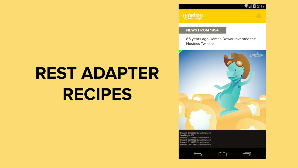 REST ADAPTER 