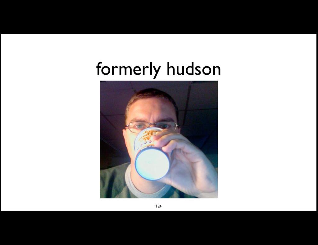 formerly hudson 124