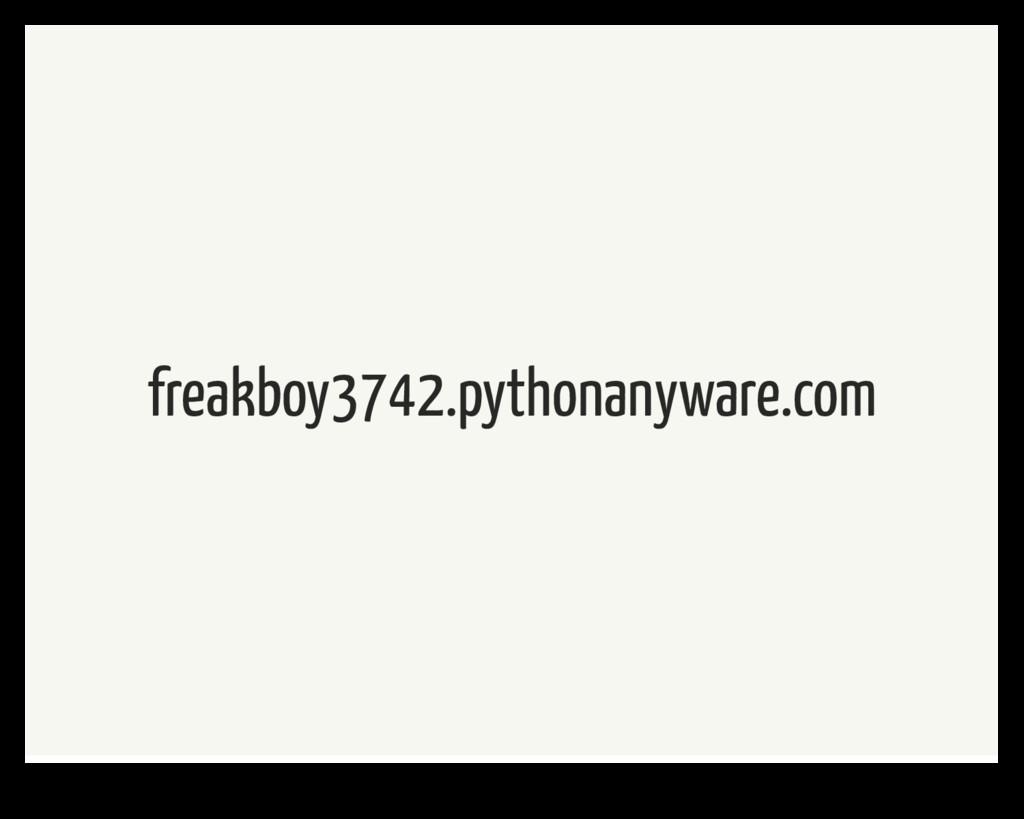 freakboy3742.pythonanyware.com