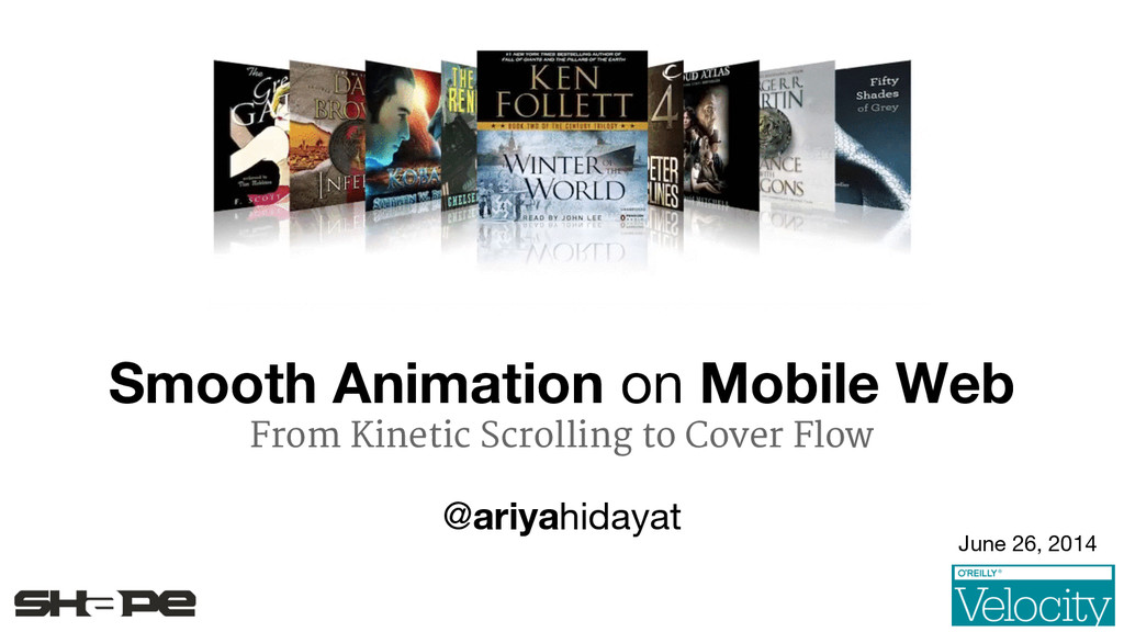 Smooth Animation on Mobile Web From Kinetic Scr...
