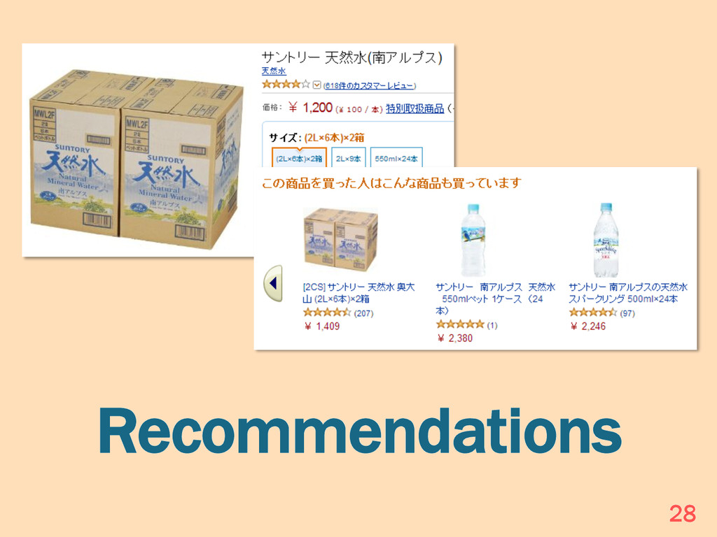 Recommendations 28
