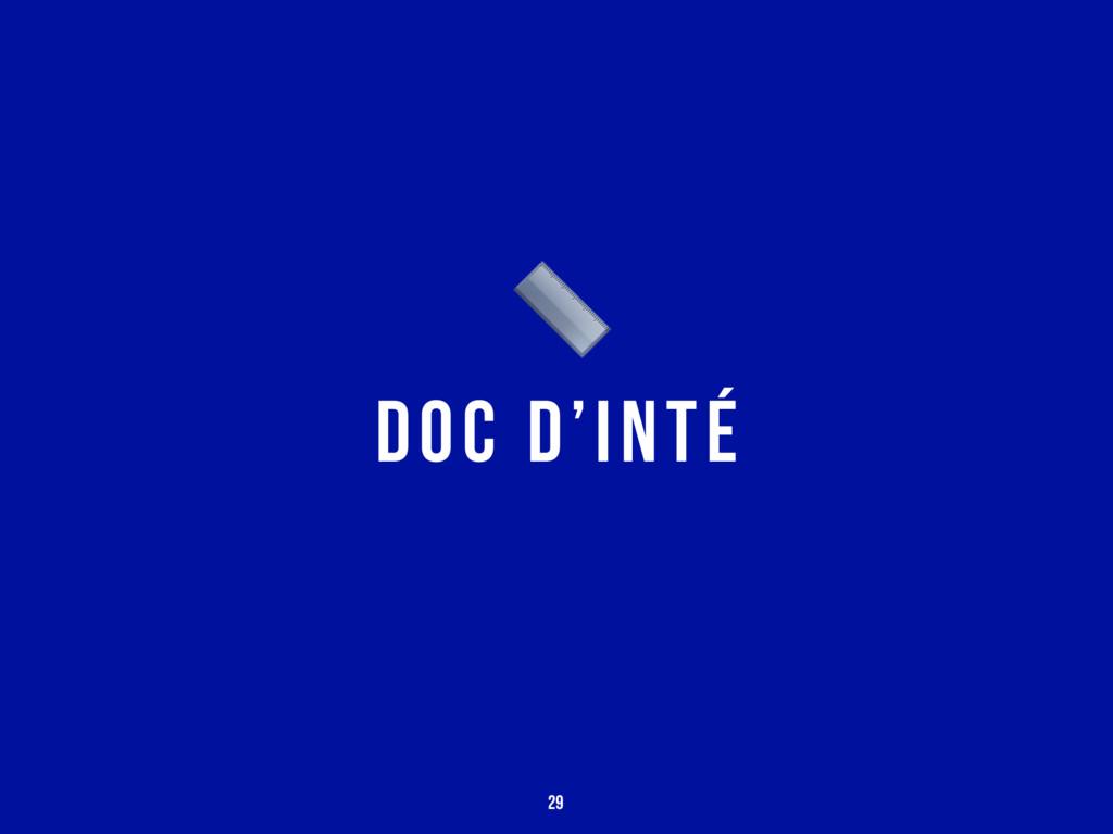 Doc d'inté  29