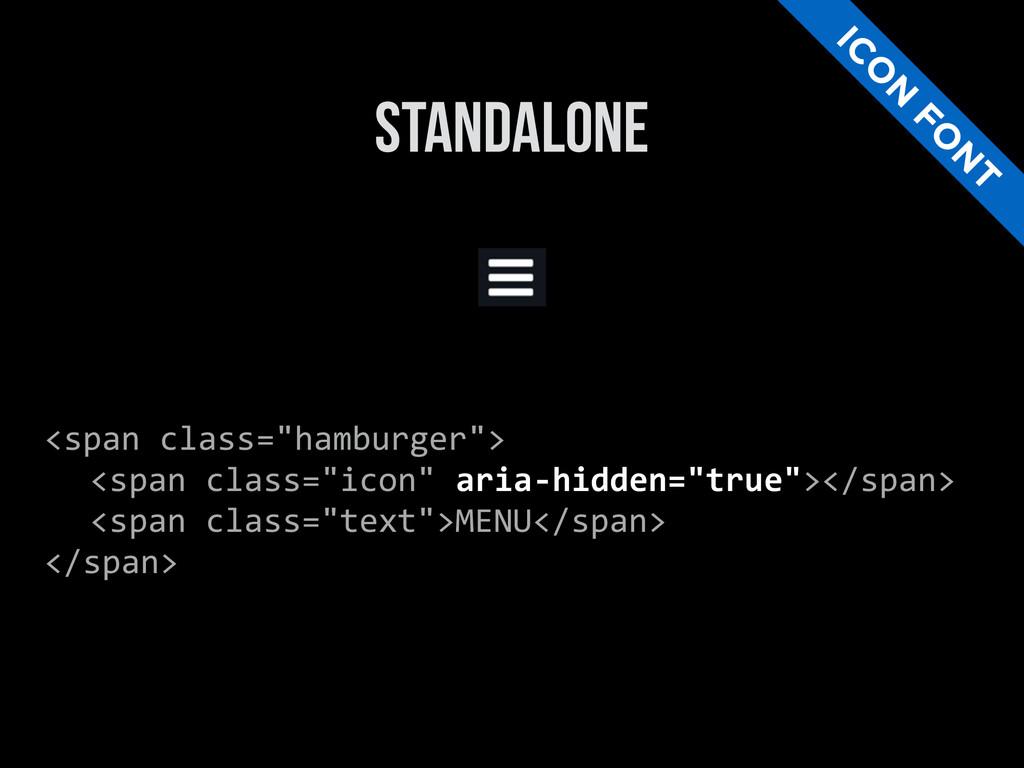 "<span class=""hamburger"">    <span c..."