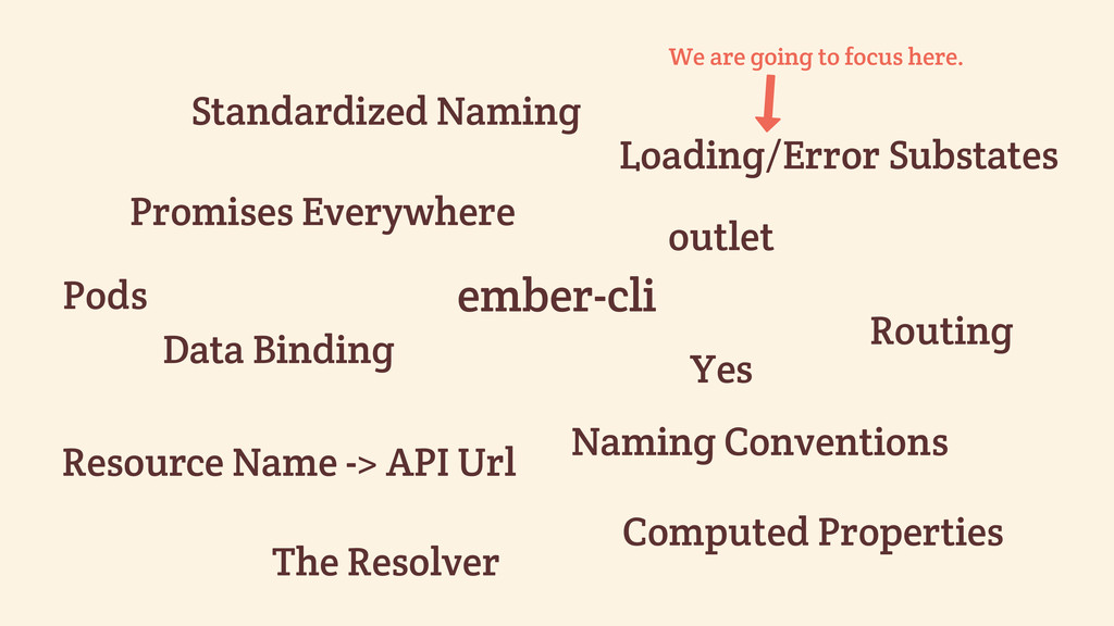 Loading/Error Substates Pods Routing Data Bindi...