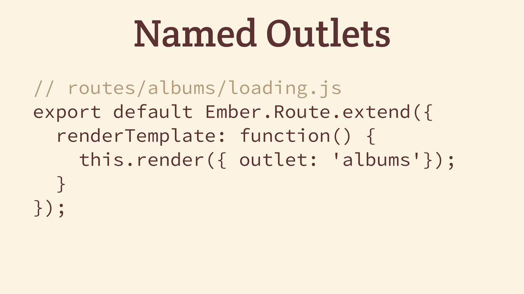 // routes/albums/loading.js export default Embe...