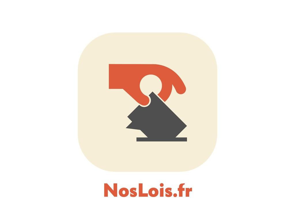 NosLois.fr