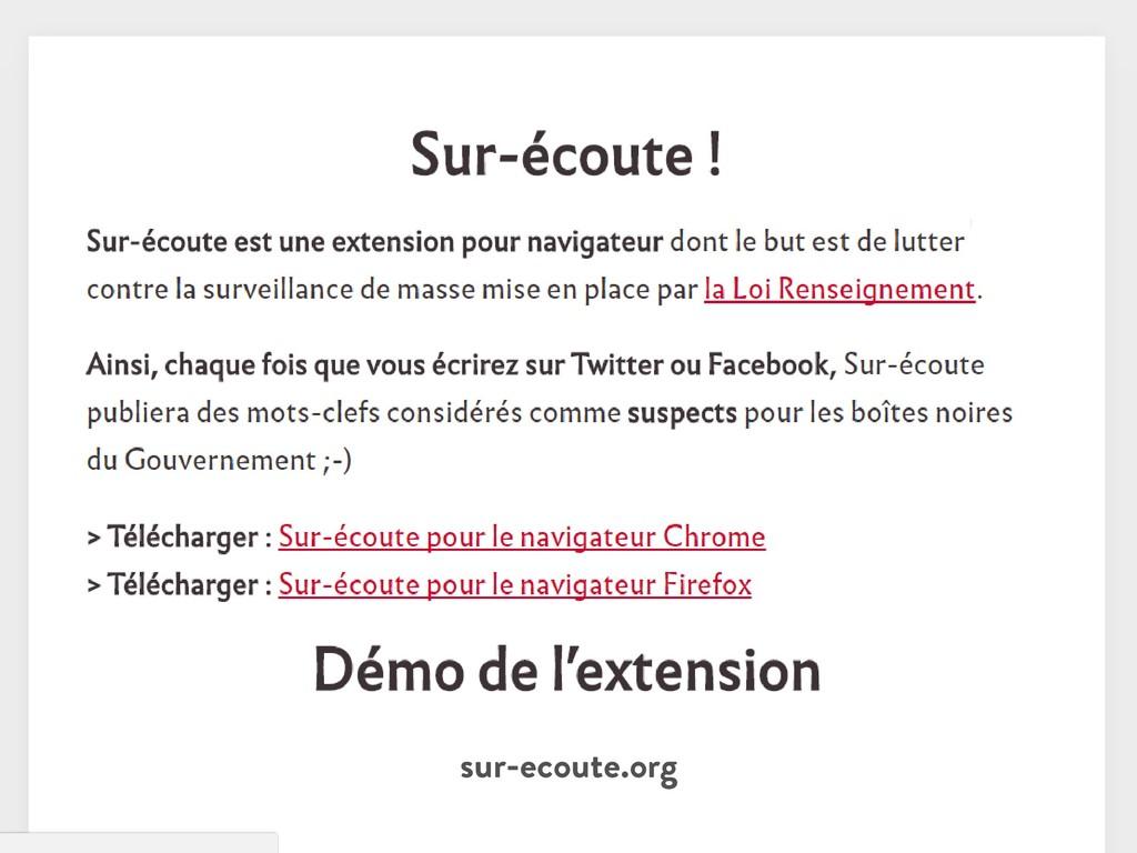 sur-ecoute.org