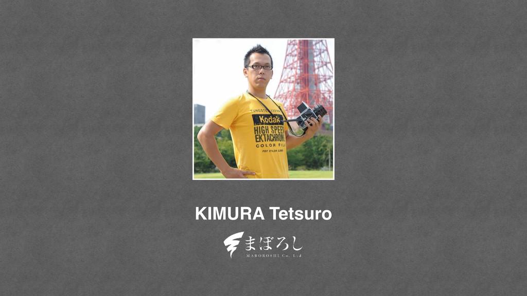 KIMURA Tetsuro