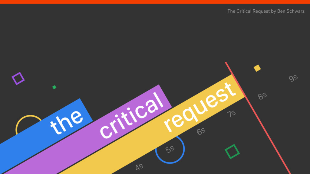 The Critical Request by Ben Schwarz