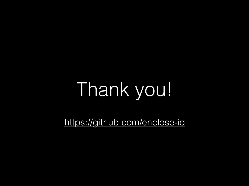 Thank you! https://github.com/enclose-io
