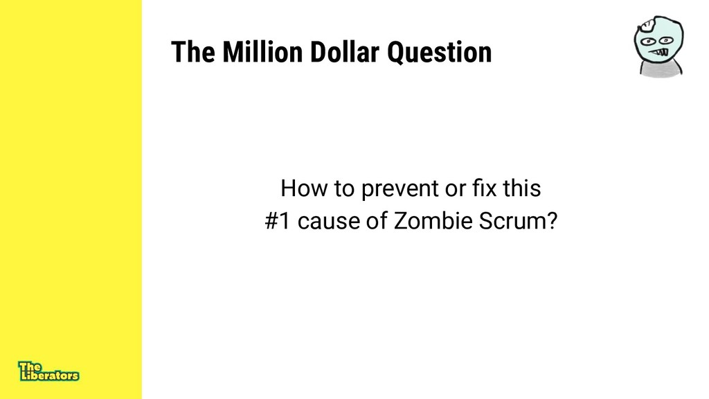 The Million Dollar Question How to prevent or fi...