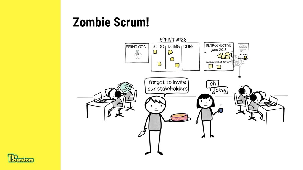 Zombie Scrum!