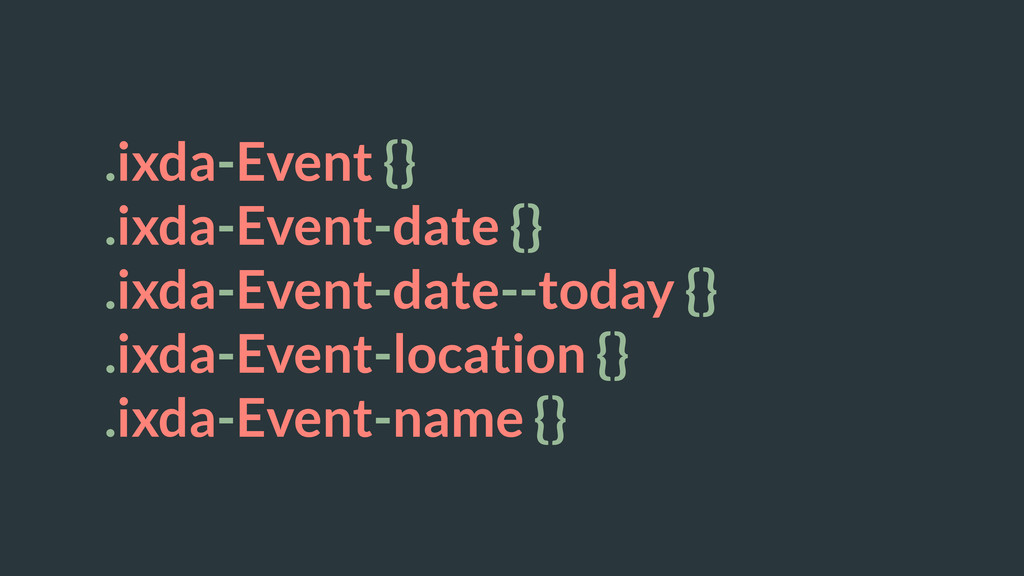 .ixda-Event {} .ixda-Event-date {} .ixda-Event-...