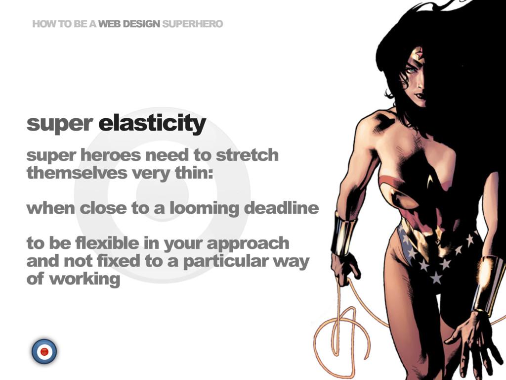 HOW TO BE A WEB DESIGN SUPERHERO super heroes n...