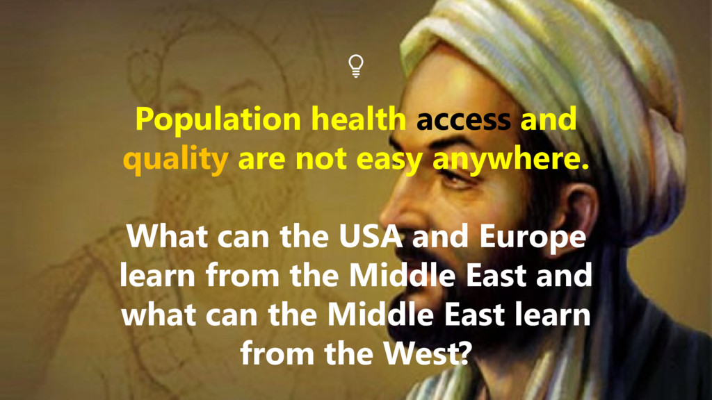 Population health access and quality are not ea...