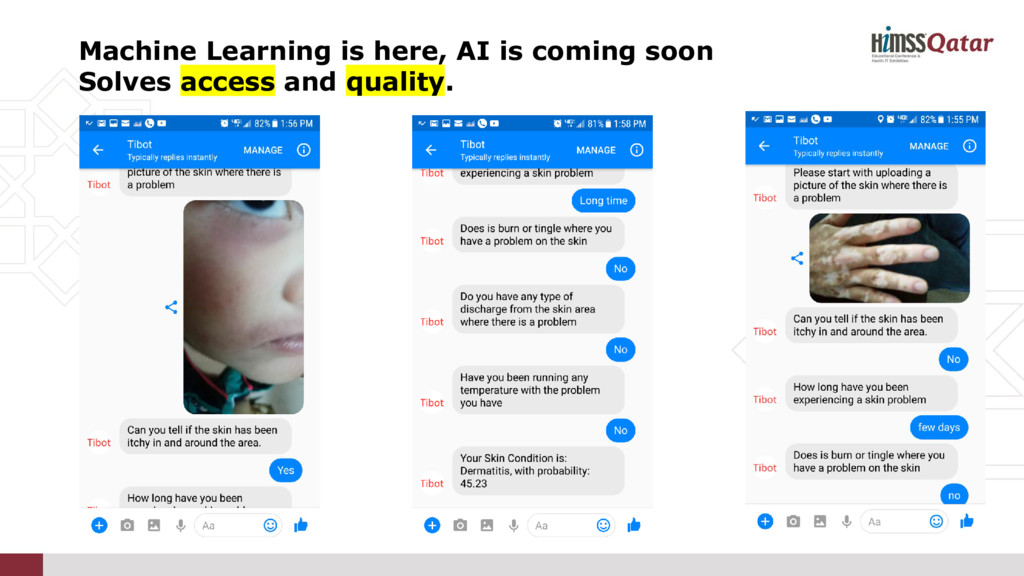 Machine Learning is here, AI is coming soon Sol...