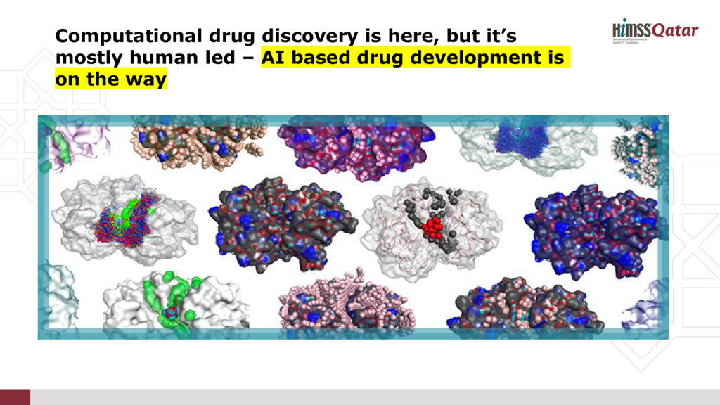 Computational drug discovery is here, but it's ...
