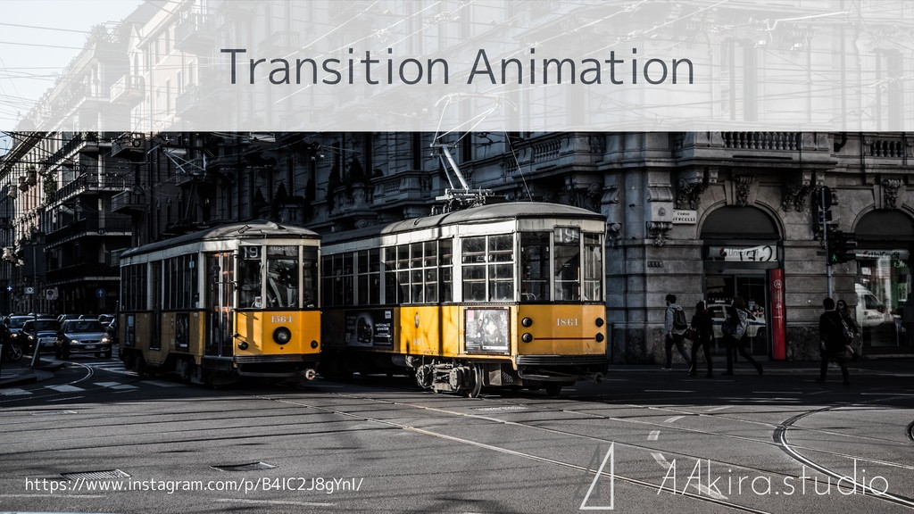 Transition Animation https://www.instagram.com/...