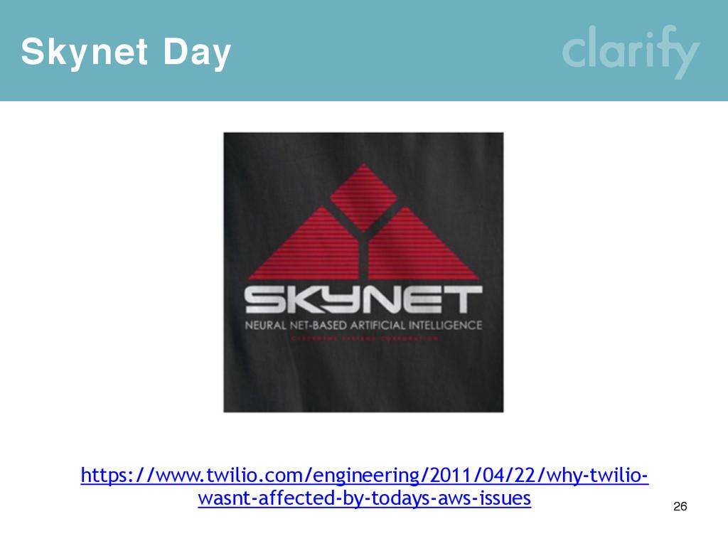 Skynet Day 26 https://www.twilio.com/engineerin...