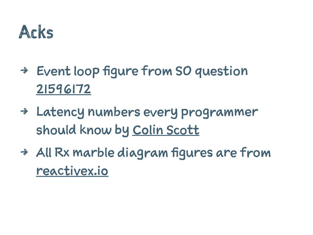 Acks 4 Event loop figure from SO question 21596...