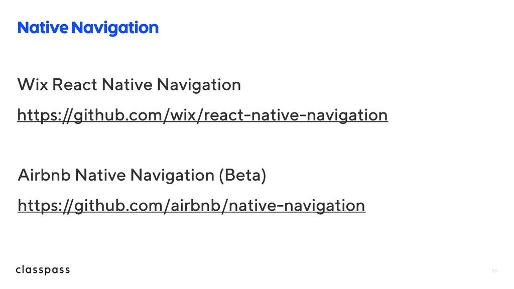 Native Navigation 50 Wix React Native Navigatio...