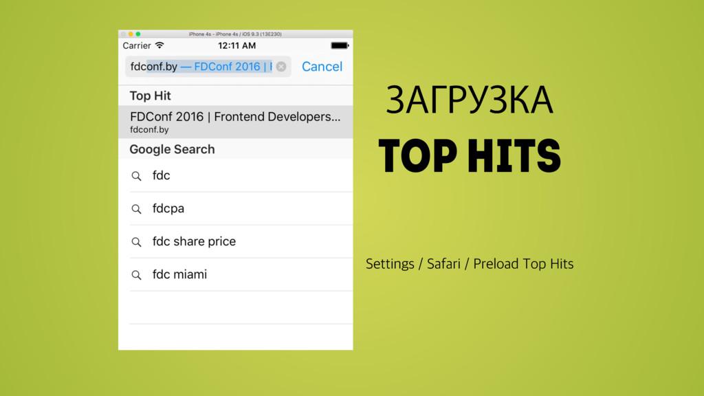 ЄϼϿЍАЄЇϼ TOP HITS 4FUUJOHT4BGBSJ1SFMPBE...