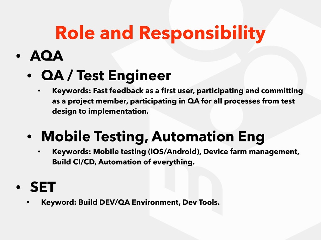 • AQA • QA / Test Engineer • Keywords: Fast fee...