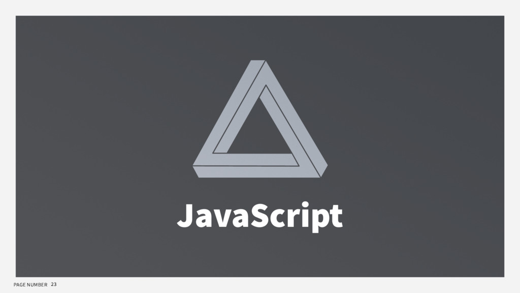 PAGE NUMBER 23 JavaScript