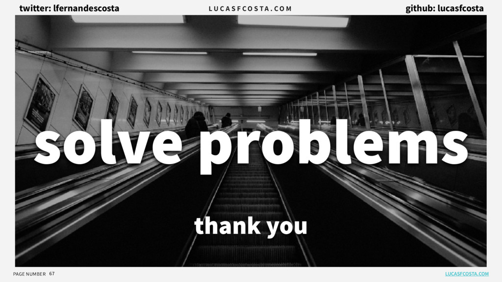 PAGE NUMBER LUCASFCOSTA.COM 67 solve problems t...