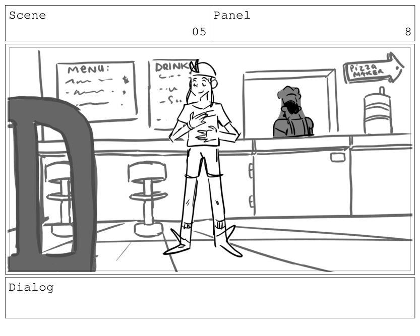 Scene 05 Panel 9 Dialog