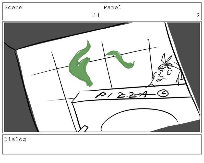 Scene 11 Panel 3 Dialog