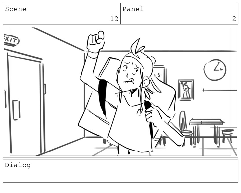 Scene 12 Panel 2 Dialog