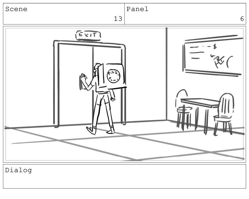 Scene 13 Panel 7 Dialog