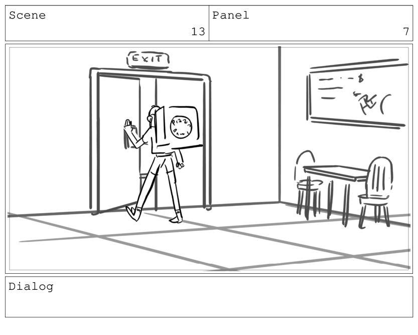 Scene 13 Panel 8 Dialog