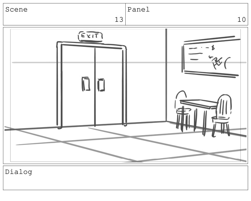 Scene 13 Panel 10 Dialog