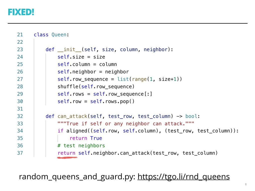 FIXED! random_queens_and_guard.py: https://tgo....