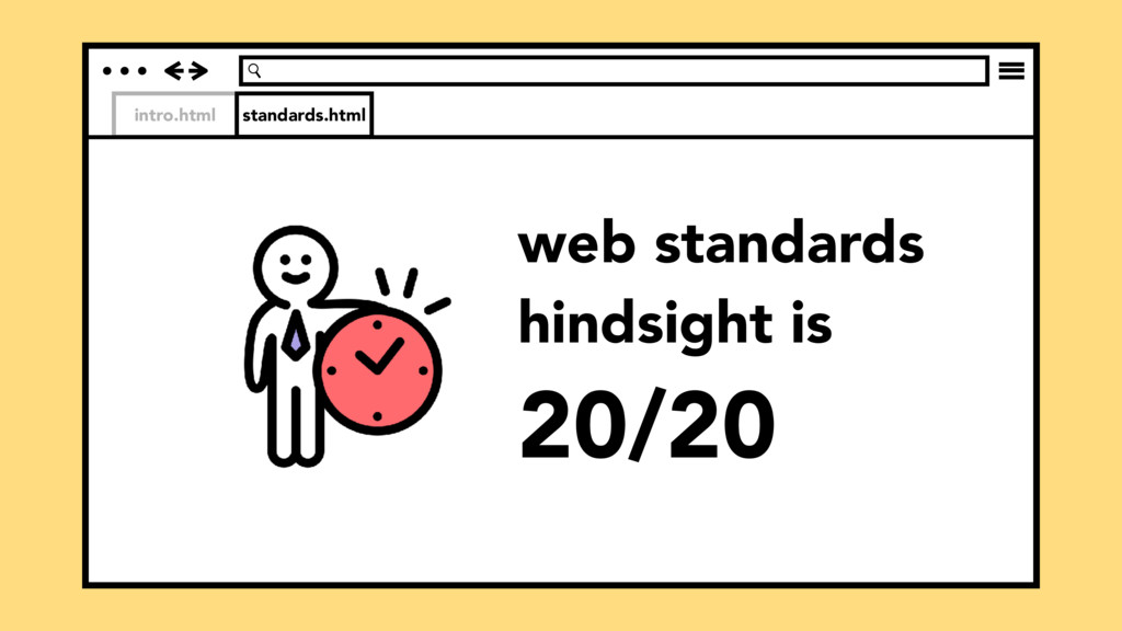 intro.html web standards hindsight is 20/20 sta...
