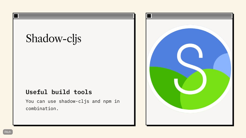 You can use shadow-cljs and npm in combination....