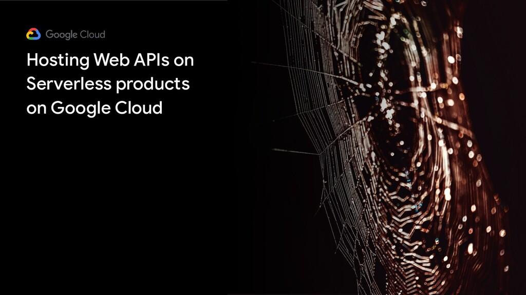 Proprietary + Confidential Hosting Web APIs on ...