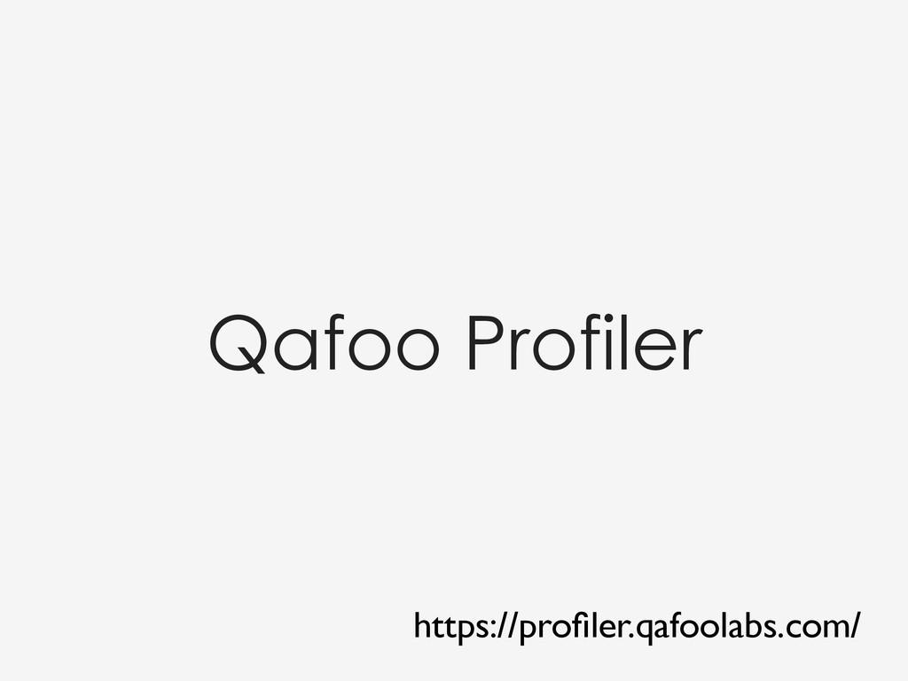 Qafoo Profiler https://profiler.qafoolabs.com/