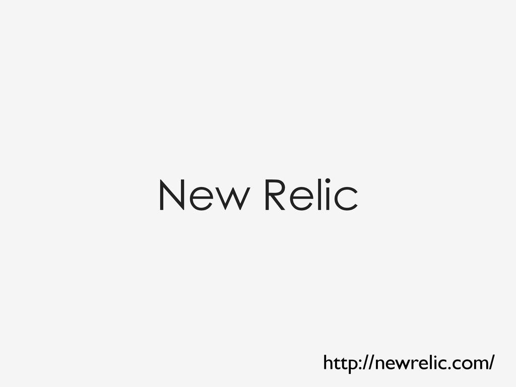 New Relic http://newrelic.com/